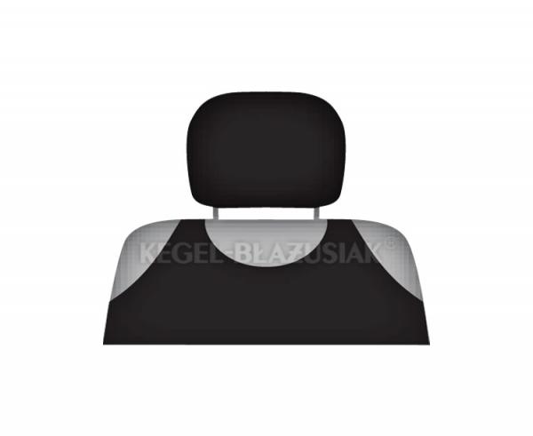 Pokrowce koszulki Shirt AirBag II na przednie fotele