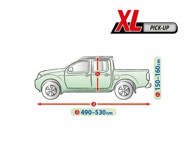 Mobile Garage XL Pick Up