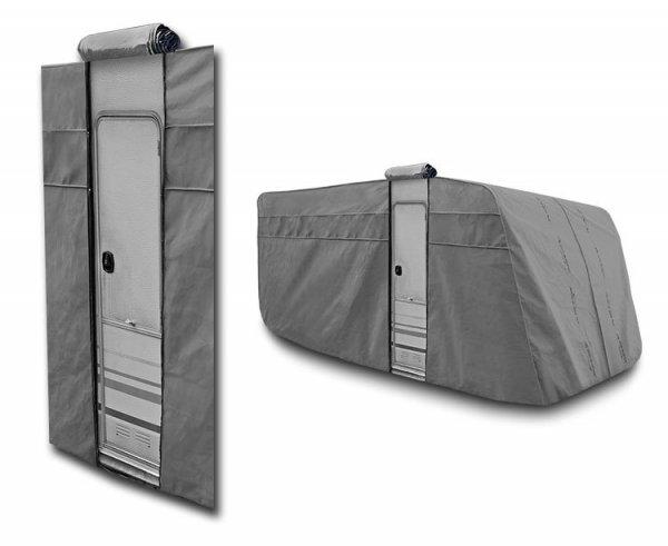 Pokrowiec na przyczepę kempingową Mobile Garage 630ER, Dł. 600-630 Cm