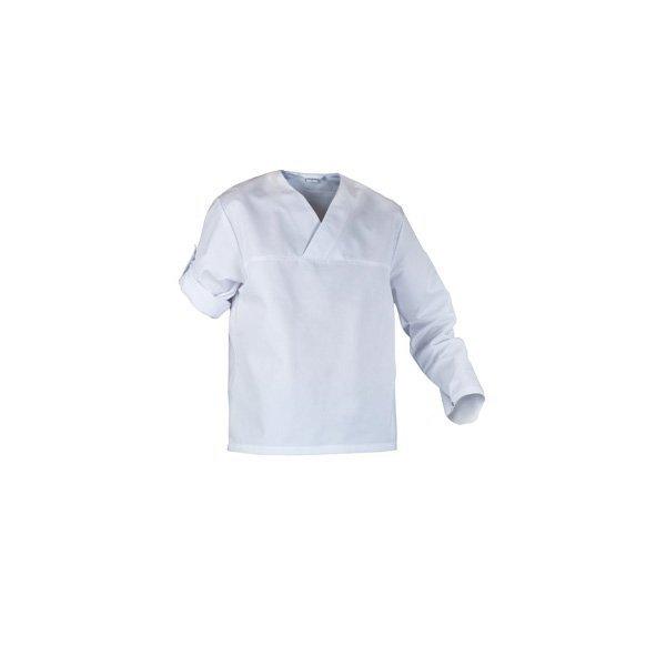 Bluza w serek długi rękaw
