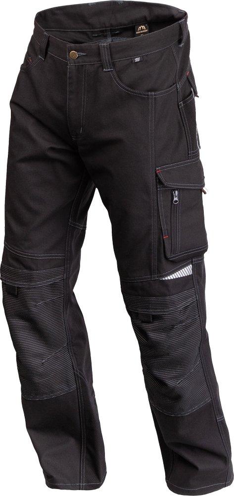 Spodnie 111 - BLACK CARBON