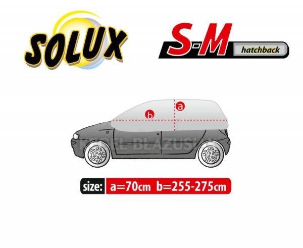 Plandeka Solux