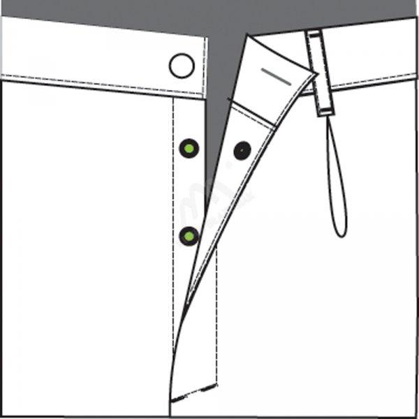 Spodnie męskie HACCP