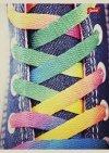 Zeszyt w kolorową linię 32 kartki MIX DZIEWCZĘCY (06991)