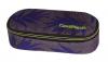 Piórnik CoolPack CAMPUS szary w niebieskie liście, PALM LEAVES 974 (71123)