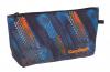 Saszetka, torba termiczna CoolPack ICEBERG w niebiesko - pomarańczowe wzory, TIRE TRACKS 1090 (83027)