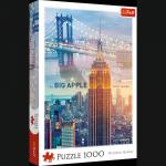 TREFL Puzzle 1000 el. Nowy Jork o świcie (10393)