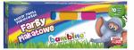 Farby plakatowe BAMBINO 10 kolorów (05008)