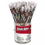 Ołówek z gumką ANGRY BIRDS (OGAB10)