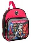 Plecak wycieczkowy, przedszkolny Monster High, licencja Mattel (72144)