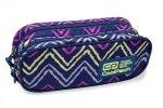 Piórnik CoolPack CLEVER kolorowe wzory, FLEXY (B65103)