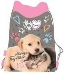 Worek na obuwie My Little Friend CAT & DOG Kotek i piesek (28474)