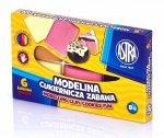 Modelina 6 kolorów cukiernicza zabawa ASTRA (304114001)