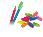Gumka do mazania na ołówek COLORINO KIDS (66129PTR)