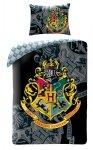 Pościel bawełniana Harry Potter 140 x 200 cm ( HP-8068BL)