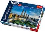 TREFL Puzzle 2000 el. Petronas Twin Towers  (27075)