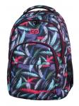 Plecak szkolny młodzieżowy COOLPACK BASIC w kolorowe pióropusze, PLUMES 963 (70881)