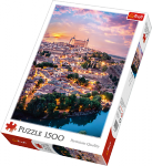 TREFL Puzzle 1500 el. Toledo, Hiszpania (26146)