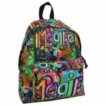 Plecak szkolny młodzieżowy FULL PRINT IMAGINE (PLM16J08)