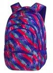 Plecak CoolPack COLLEGE artystyczne pasy Vibrant Lines (81327CP)