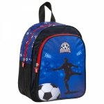 Plecak przedszkolny wycieczkowy FOOTBALL Piłka nożna (PL11PI15)