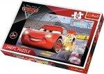 TREFL Puzzle MAXI 24 el. Cars Auta 3, Mistrz (14250)