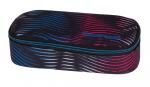 Piórnik szkolny COOLPACK CAMPUS w kolorowe paski, FLASHING LAVA 950 (70454)