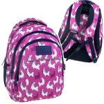 Plecak szkolny młodzieżowy BackUP LAMA LAMY (PLB2H03)