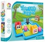 Gra logiczna Trzy małe świnki Smart Games (SG023)
