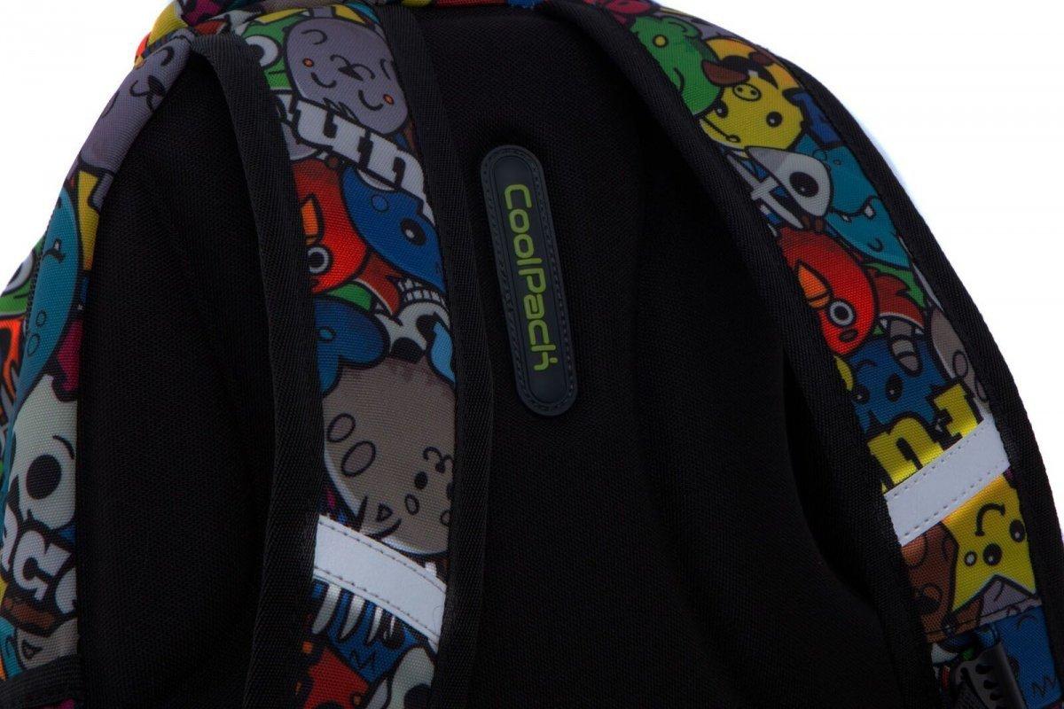 b8ed63be6c340 Plecak CoolPack LED STRIKE S kreskówki CARTOON (A18200)