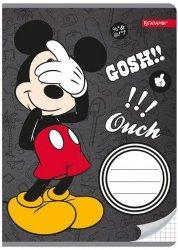 Zeszyt A5 16 kartek w kratkę MYSZKA MICKEY (608447)