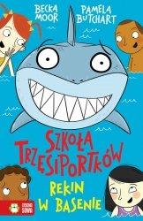 Szkoła Trzęsiportków. Rekin w basenie (37730)