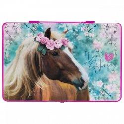 Zestaw artystyczny 71 elementów I LOVE HORSES Konie (ZA71KO19)