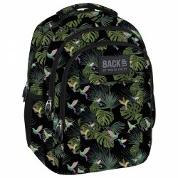 Plecak szkolny młodzieżowy Back UP kolorowe ptaki TROPICAL JUNGLE (PLB1H33)