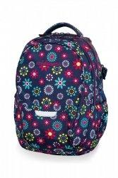 Plecak CoolPack FACTOR w stokrotki, HIPPIE DAISY (B02015)