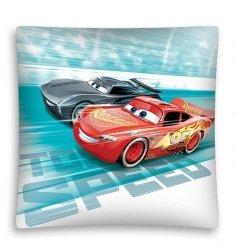 Poszewka na poduszkę 3D CARS Auta 40 x 40 cm (CARS17MF)