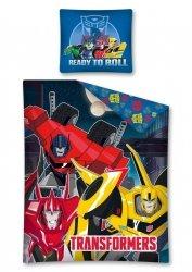 Komplet pościeli pościel Transformers 160 x 200 cm (TRF03DC)