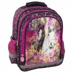 Plecak szkolny I LOVE HORSES Konie (PL15BKO15)