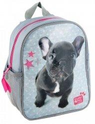 Plecak przedszkolny, wycieczkowy STUDIO PETS, Piesek (PEI303)