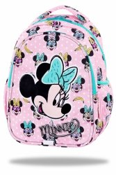 Plecak wczesnoszkolny CoolPack JOY S Myszka Minnie, MINNIE MOUSE PINK (B48302)
