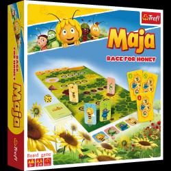 TREFL Gra planszowa Race of Honey, Pszczółka Maja (01745)