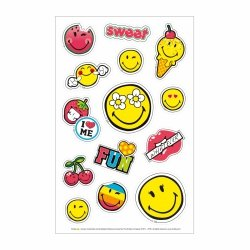Naklejki ozdobne Smiley World Girly, HERLITZ (36927)