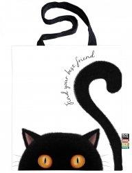 Torba na ramię SZOPERKA kotek, CAT ST.RIGHT SB10 (22939)