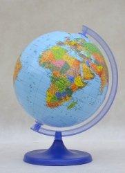 Globus polityczny 220 mm mapa polityczna (0317)