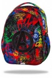 Plecak wczesnoszkolny CoolPack JOY S graffiti, AVENGERS (B48307)