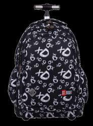 Plecak szkolny młodzieżowy na kółkach ST.RIGHT xD TB1 (21413)