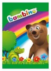 Zeszyt w kratkę 16 kartek, BAMBINO (01789)