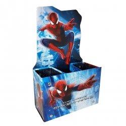 Biurkowy pojemnik na przybory szkolne Amazing Spiderman, licencja Marvel (PPSAS03)