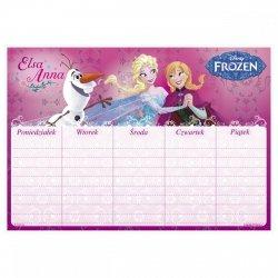 Plan lekcji Frozen KRAINA LODU (PLNKL)
