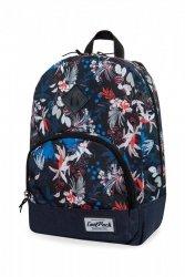 Plecak CoolPack CLASSIC miejski młodzieżowy ogród, OCEAN GARDEN (B06023)